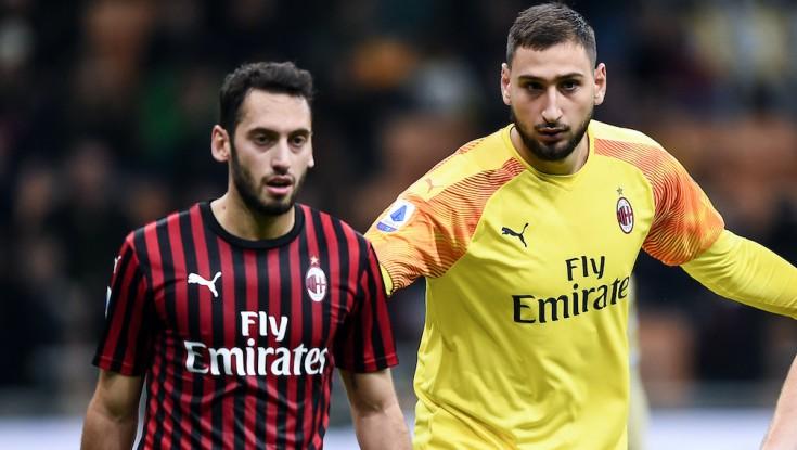 Milan-dan Liverpool-a