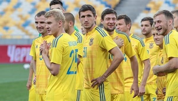 Ukrayna millisi heyətini açıqladı -