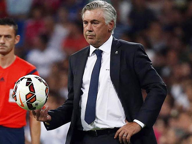 """Karlo Ançelotti rəsmən """"Real Madrid"""