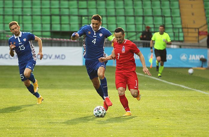 Moldova - Azərbaycan 1:0