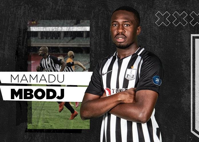 Mamadu Mbodj daha 2 il