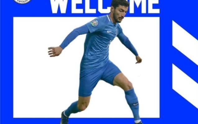 Araz Abdullayev Kipr klubunda -
