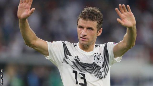 Almaniya millisində Müller şoku