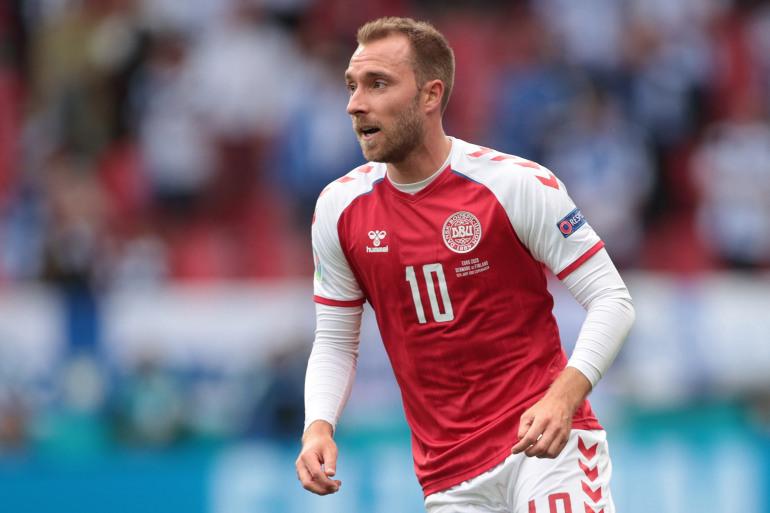Kristian Eriksen Danimarka millisinə geri döndü