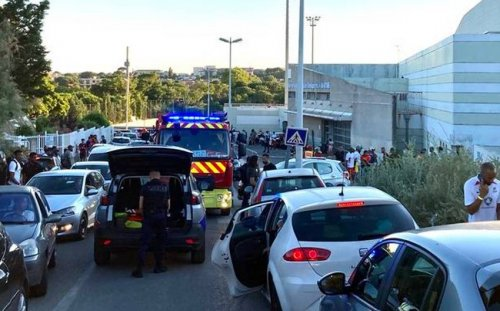 Marsel şəhərində oyun zamanı futbolçunu öldürdülər