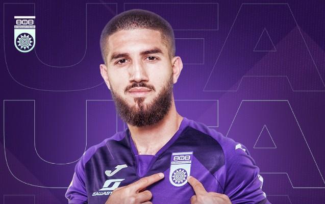 Rusiyada çıxış edən Azərbaycanlı futbolçu klubunu dəyişdi