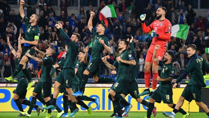 İtaliya millisinin heyəti açıqlandı -