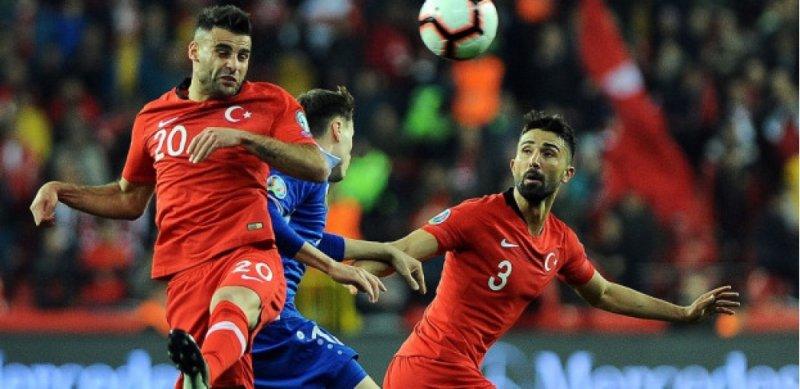 Türkiyə - Moldova 2:0