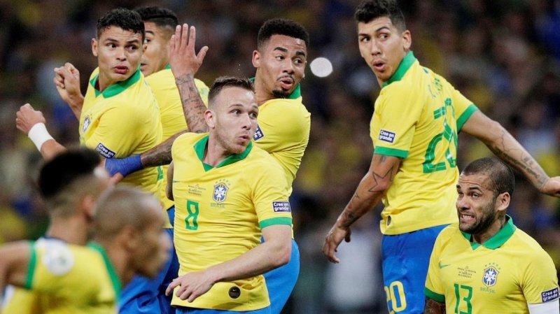 Braziliyanın millisi Amerika Kubokunda iştirakdan imtina etdi