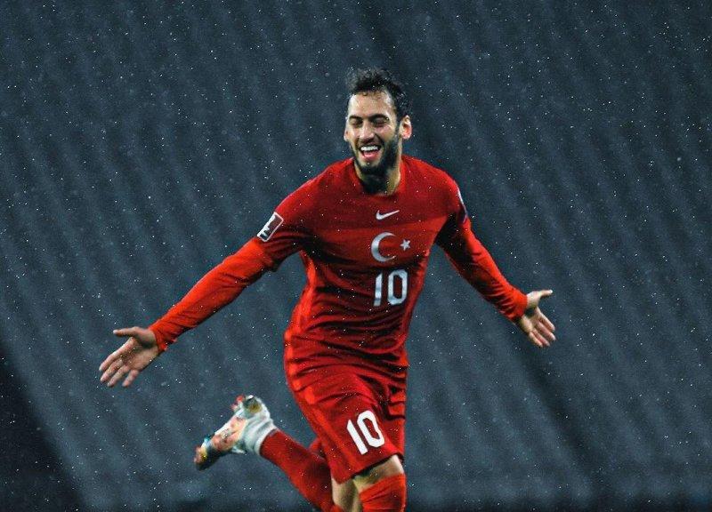 Hakan Çalhanoğlu: