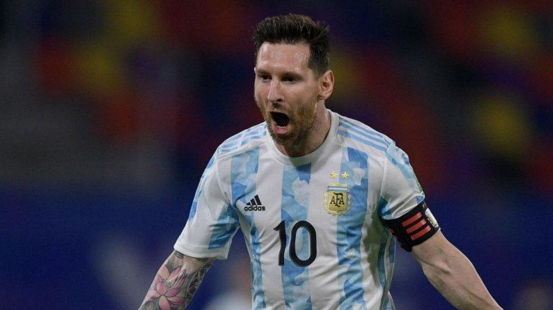 Lionel Messidən daha bir rekord