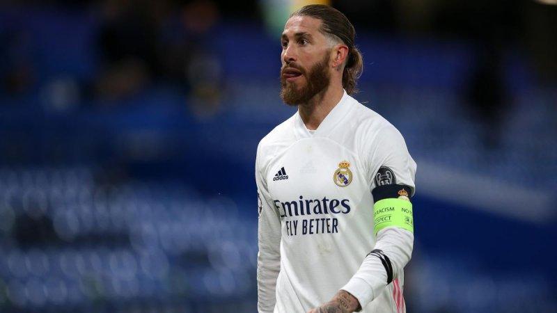 """Serxio Ramos rəsmən """"Real""""dan ayrıldı"""