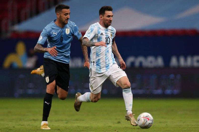 Argentina - Uruqvay 1:0