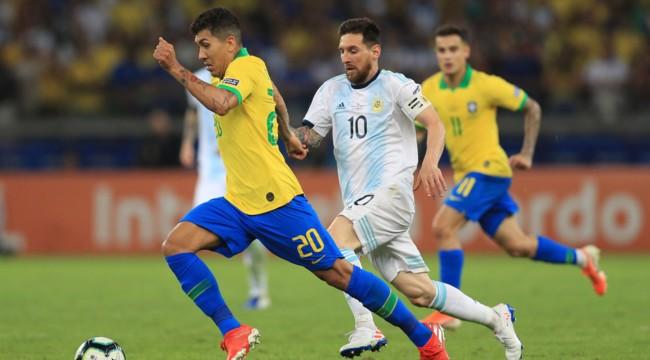 Argentina - Braziliya finalda qarşılaşacaq -