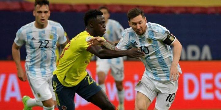 Argentina - Braziliya 1:0