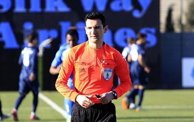 UEFA-dan Rauf Cabbarova təyinat
