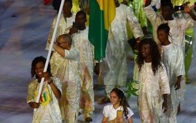 Qvineya milli komandası Yay Olimpiya Oyunlarında iştirakdan imtina etdi