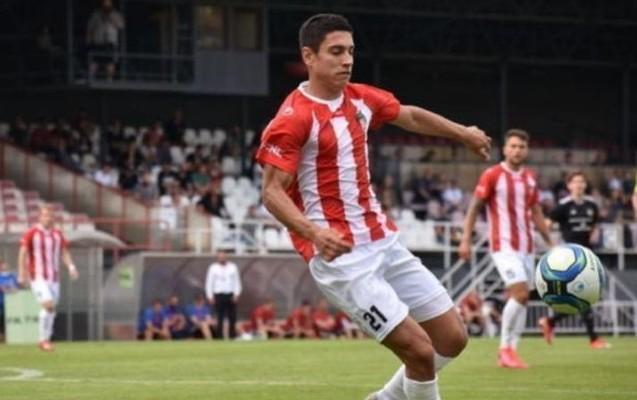 Azərbaycanlı futbolçu Çexiya Liqasına qolla başladı