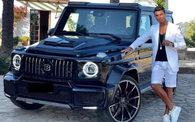 Ronaldonun növbəti bahalı avtomobili