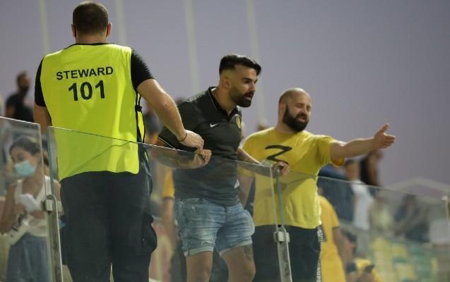 """""""Qarabağ""""ın oyunundakı qalmaqal -"""