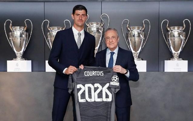 """Kurtua 2026-cı ilə kimi """"Real""""da"""