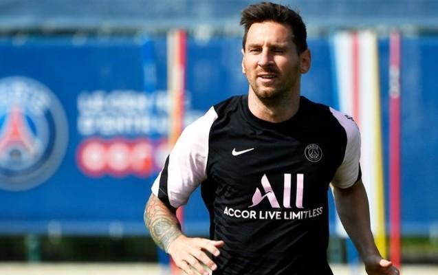 Lionel Messi növbəti tur PSJ-nin heyətində  debüt edəck