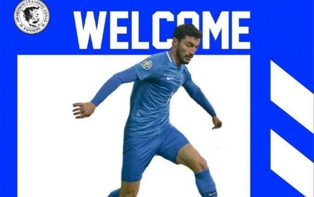 Araz Abdullayev Kipr klubunda ilk oyununa çıxdı