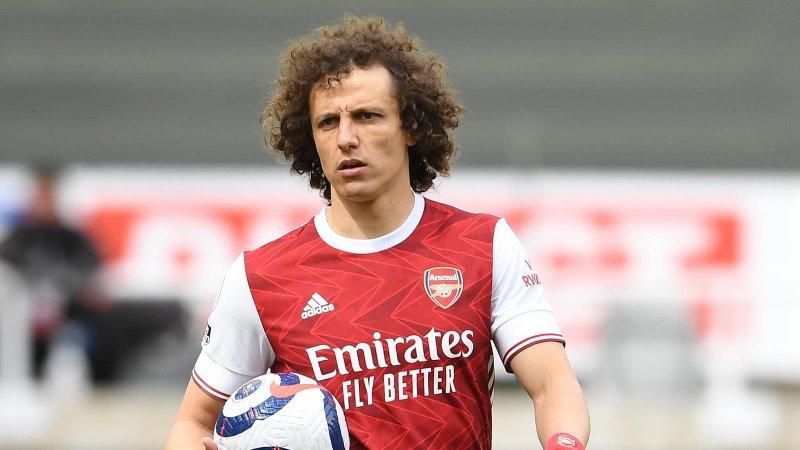 """David Luiz """"Real""""a keçir -"""