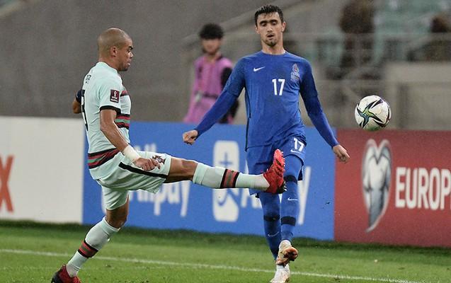 Azərbaycan - Portuqaliya 0:3