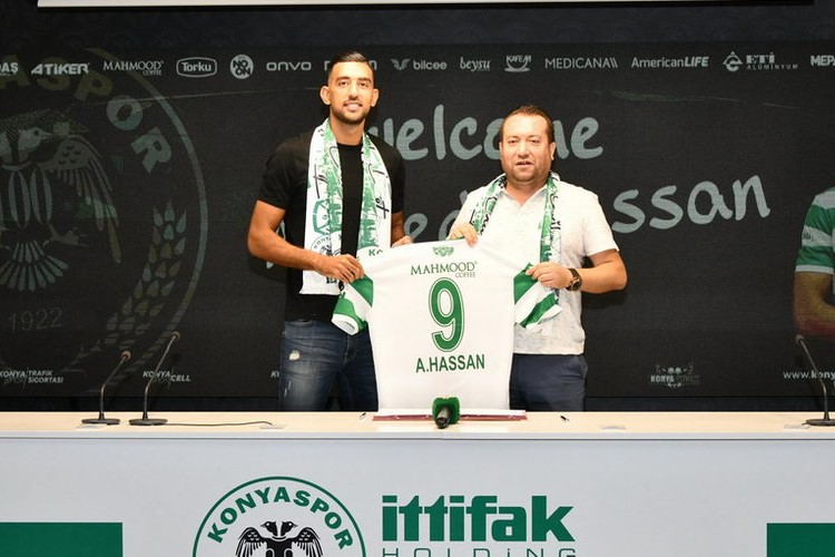 "Misir millisinin hücumçusu A. Hassan ""Konyaspor""da"