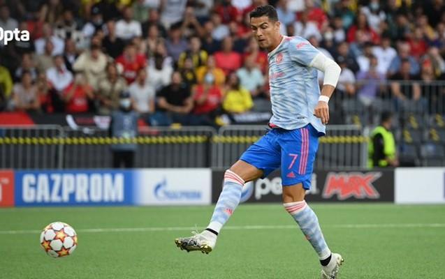 Ronaldo Messinin rekordunu təkrarladı