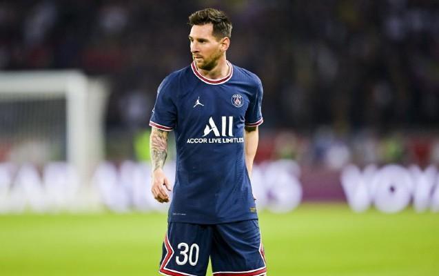 Lionel Messi sıradan çıxdı -