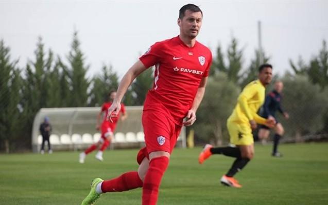 """Kiyev """"Dinamo""""nun hücumçusu olmuş Milevski karyerasını başa vurdu"""