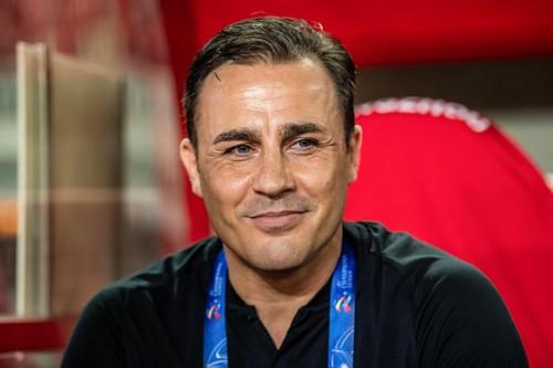 Fabio Kannavaro Çin klubunda qovuldu