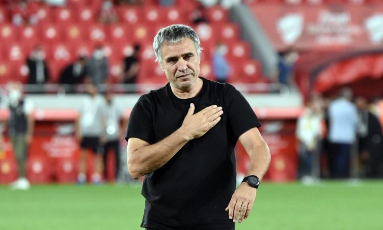 """Ersun Yanal """"Antalyaspor""""dan qovuldu"""