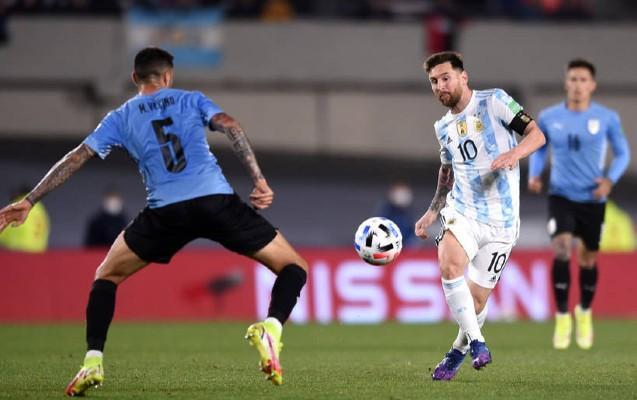 Argentina - Uruqvay 3:0