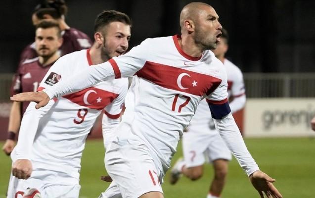 Latviya - Türkiyə 1:2