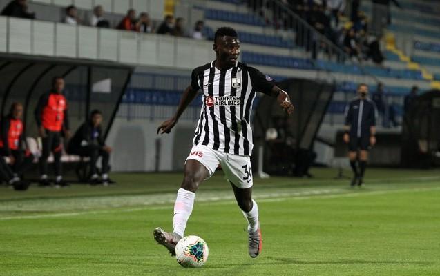 """""""Neftçi""""nin futbolçusu Mamadu Kane Qvineya millisinin heyətində qol vurdu"""