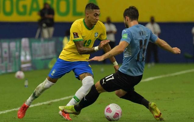Braziliya - Uruqvay 4:1