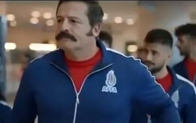 AFFA-nın loqosu türk serialına necə düşüb?